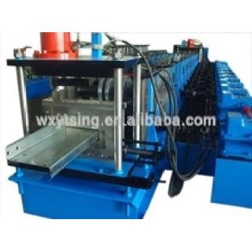 YTSING-YD-4810 Passé CE / ISO / SGS Z Purlin Fabricant de machine à bas prix / Z Rouleau de rouleau formant la machine
