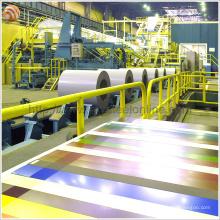 Revestimiento de Aluzinc Prepintado Bobina de acero de color (PPGL PPGI GI GL)