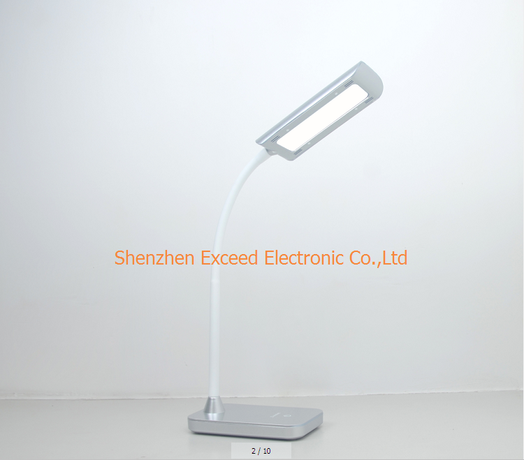 6W LED Table Lamp for Reading