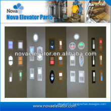 Elevator Indicator Lamp for Small Home Elevators and Lifts