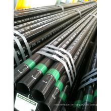 """2 """"Rillenschutzsystem Rohr nach BS EN 10255, ASTM A53, A135, A795 - SeAH Stahlrohr"""