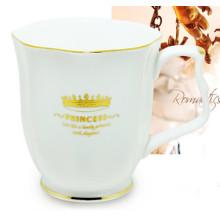 Taza multicolora Taza de cerámica para la leche y el café
