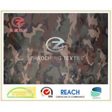 380t Poly Taffeta Desert Camouflage Printing Fabric (ZCBP157)