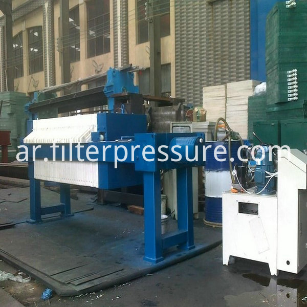 High Quality Oil Chamber Filter Press