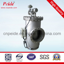 Automatic Stainless Steel Water Filter (ISO SGS Certificates)