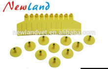 Poultry Identification Plastic Ear Tag for Cattle Sheep Cow Pig