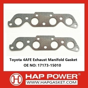 Toyota 4AFE Junta do coletor de escape 17173-15010