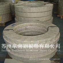 Serie 3000 tira de aleación de aluminio 3003/3004/3005