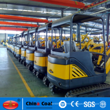 CT18-9D Series Mini Hydraulic Crawler Excavator