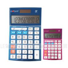 Calculadora de mesa de 12 dígitos com função de imposto opcional (LC22639)