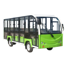 2020 Hot Selling 23 Passengers Electric School Bus with Air Conditioner