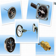 Transformer Thermometer; Transformer Vacuum Manometer; Oil Level Gauge; Pressure Release Valve