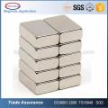 block Shape and Neodymium Magnet Composite block N40 ndfeb magnet motor part