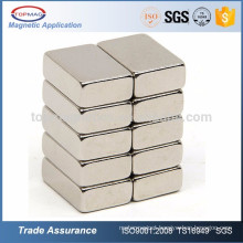 rare earth magnet 40x20x10mm block N52 neodymium magnets