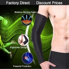 Gel tennis elbow brace pads compression sleeve