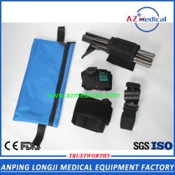 high strength leg Emergency Medical Traction Splint