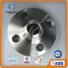 Duplex Stainless Steel Wn RF Flange Forged Flange with OEM Service (KT0269)