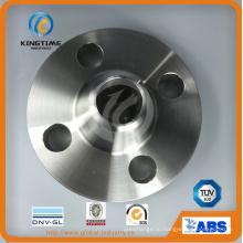 Двухшпиндельная Нержавеющая сталь Шя РФ Выкованный Фланец фланца с обслуживанием OEM (KT0269)