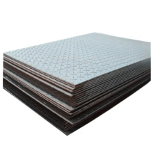 Flange Plate Chinese high quality products Building Material Diamond Pattern Steel Plate