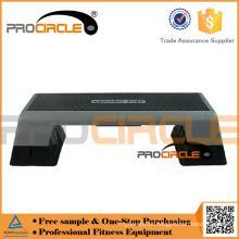 Esportes baratos Fitness Aeróbica Step Board 108cmx42cmx15cm, 72cmx32cmx23cm