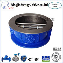 Hot product with modern single disc spring check valve