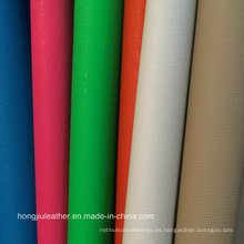 Cuero de tapicería para el cojín del sofá (HONGJIU-804 #)
