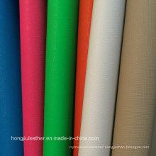 Upholstery Leather for Sofa Cushion (HONGJIU-804#)