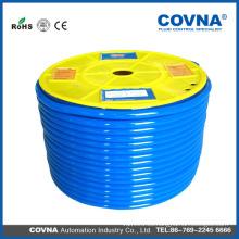 6mm x 4mm tubo de tubo neumático de poliuretano PU manguera azul