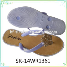 New Design Pvc Airblowing Slipper im Jahr 2015