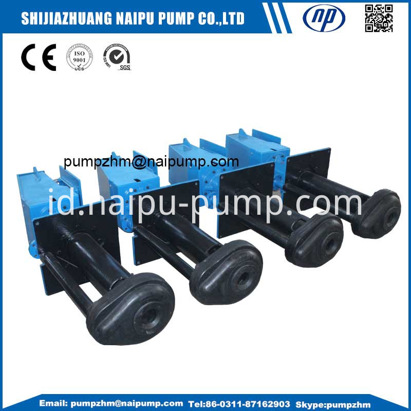 39 Vertical slurry pump