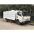 JAC 152HP Sweep Road Truck للبيع