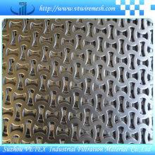 Aço inoxidável ou malha de aço com baixo teor de carbono
