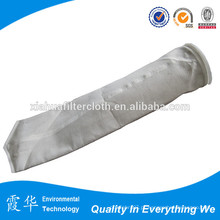 Saco de feltro de filtro líquido de 50 micron pp para pigmento