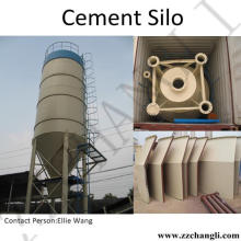 Ton Steel Cement Silo for Concrete Batching Plant (bulk material)