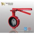 Válvula industrial de doble eje (WDS)