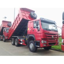 Sino Truck HOWO 6X4 336HP Euroii Dump Truck