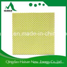 Fábrica Sun Proteção Tecido Sun Shade Fabric em Shade Sails & Net
