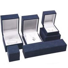 Wholesale Custom Jewelry Packaging Box Velvet Necklace Box