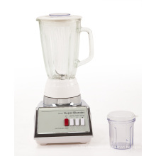 350W Geuwa Glass Jar Blender & Mill 2 in 1 (KD-316)