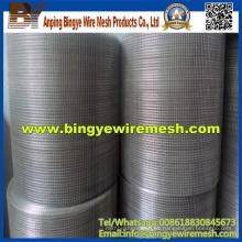 Proveedor de China Malla soldada de acero inoxidable para la venta