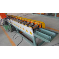 DX Russia's fence post roll forming machinery