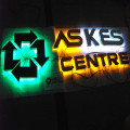 Outdoor Metal Electronic LED Channel Letter Signage