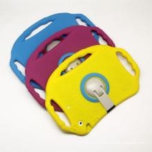 Couverture imperméable de silicone de comprimé de preuve d'enfant pour l'affaire d'air d'iPad
