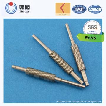 Китай завод пользовательские сделал Non-Sandard 8 мм Шлицевого вала
