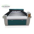 2017 vente chaude co2 150 w métal lazer machine de découpe