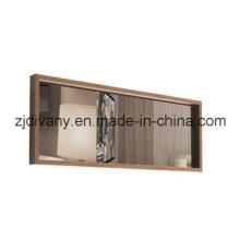 Espelho de parede de madeira de estilo moderno (PS-B07)