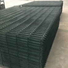 Paneles de esgrima de alambre doble
