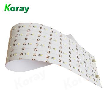 Flexível 2835 módulo LED para publicidade caixa de luz
