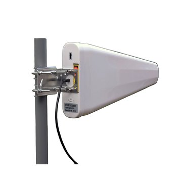 12dBi 600MHz - 2700 MHz Wide Band Directional lte 3g/4g/wifi log periodic Antenna for Outdoor Mounting