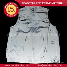 Roadway safety clothing reflective vest
